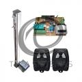Portão Eletrônico Basculante Maxi Power 60 1400MM - Rcg